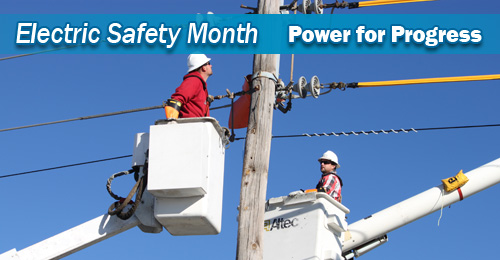May Electrical Safety Awareness Month