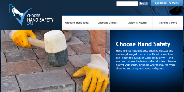 Choosehandsafety