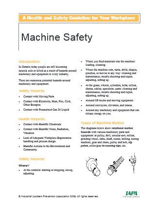 Machine-Safety
