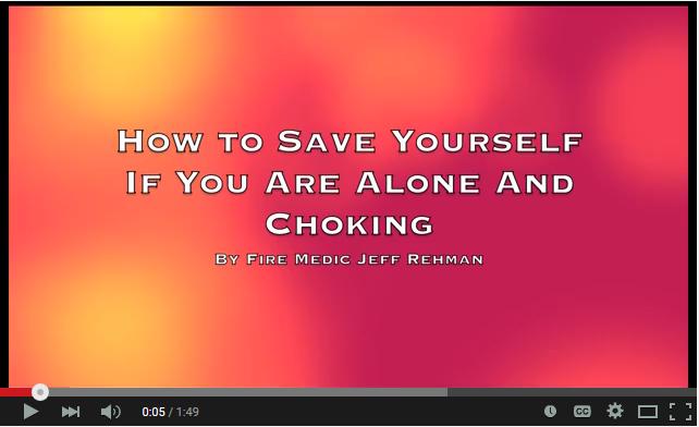 Chocking